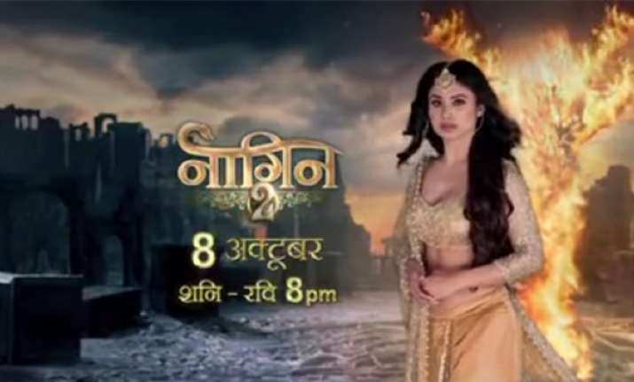 Naagin 2: Here's some inside details about Mouni Roy's