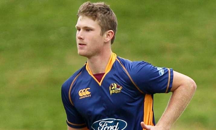 New Zealand recall all-rounder Neesham, retain Guptill for