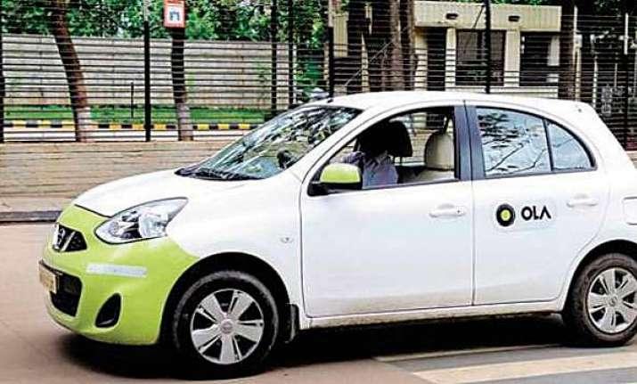 Ola passenger gets shock of life