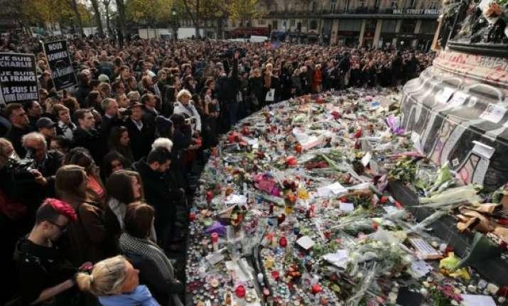 ISIS-led Paris attack, November 2015