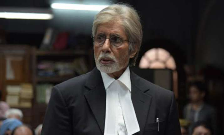 Amitabh Bachchan's 'Pink' earns Rs. 21.51 in its