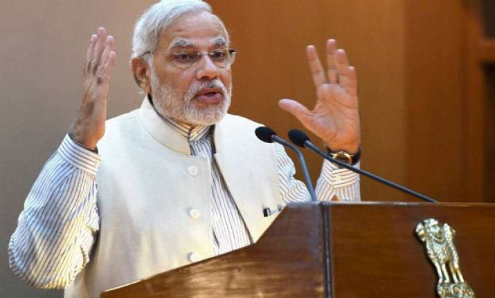 PM Modi announces Rs 200 crore package to engage J&K youth