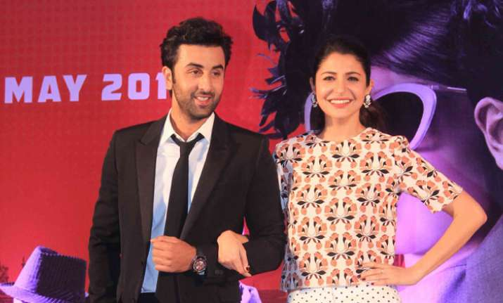 Here's what Anushka will play in Sanjay Dutt's biopic