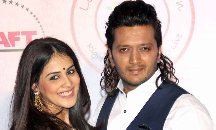 Genelia Deshmukh feels proud husband Riteish's