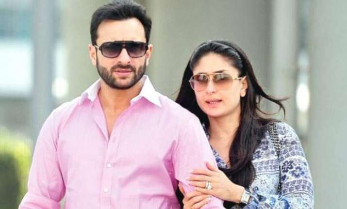 Saif doesn't trust me when it comes to his diet, admits