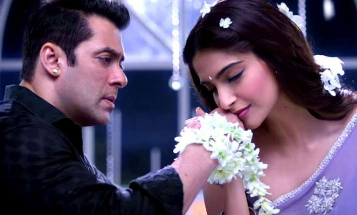 Did you know that Salman didn't want to romance Sonam