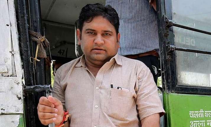 Sacked AAP minister Sandeep Kumar