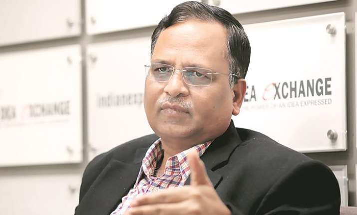 Satyendra Jain | India TV