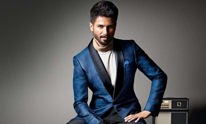 This is how much Shahid Kapoor has charged for Bhansali's