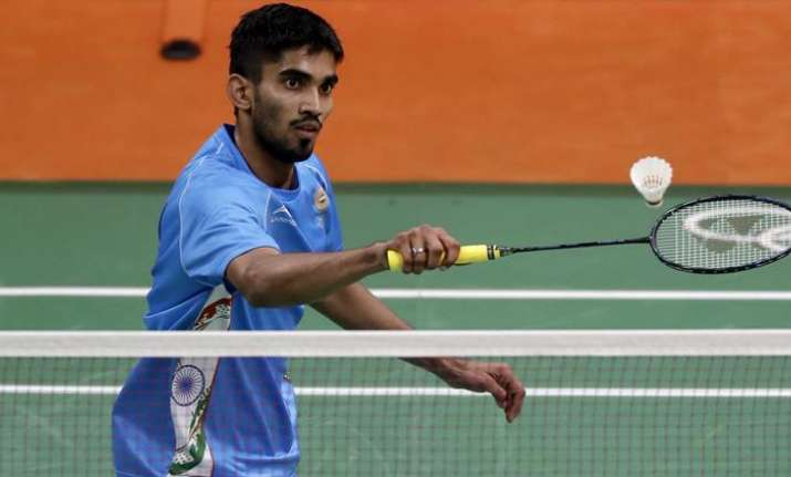 Shuttler Kidambi Srikanth | India TV