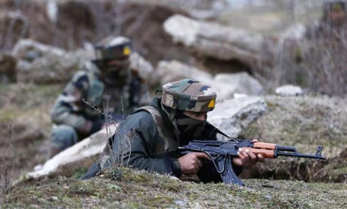 Soldier martyred in clash with terrorists in JK's Naugam |