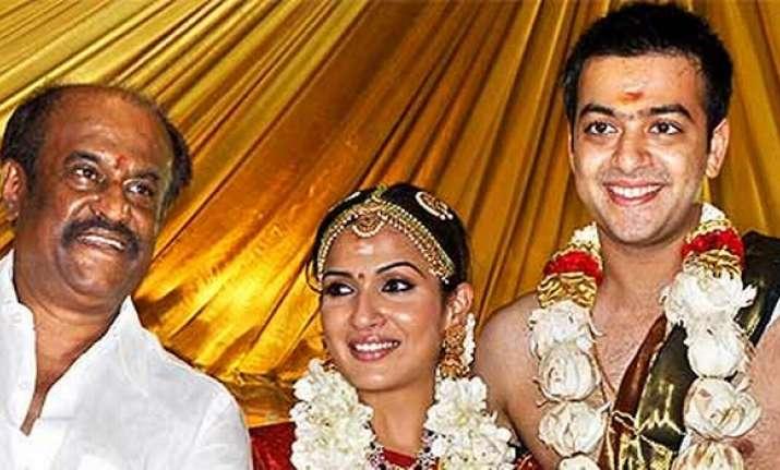 Rajinikanth's daughter Soundarya confirms divorce rumours