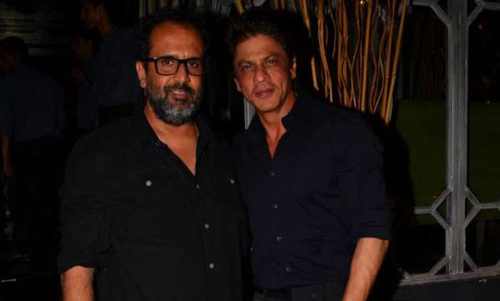 Will Rs 150 cr be spent on SRK's next with Aanand L. Rai?