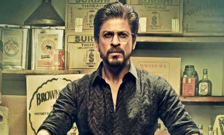 New dialogue from SRK's 'Raees' will make you wish the