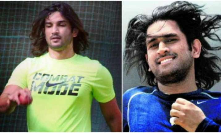 Sushant says he was Dhoni during shooting of the biopic