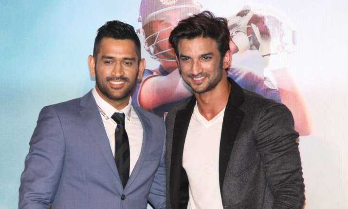MS Dhoni has a bad habit which Sushant doesn't like. Know