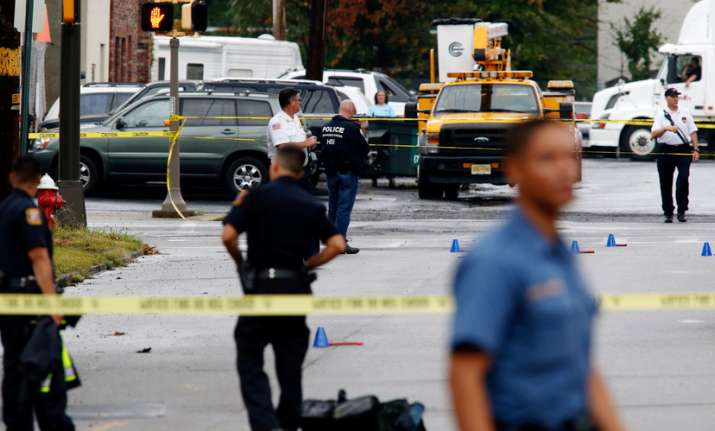 Suspect in New York city bombings under police custody |