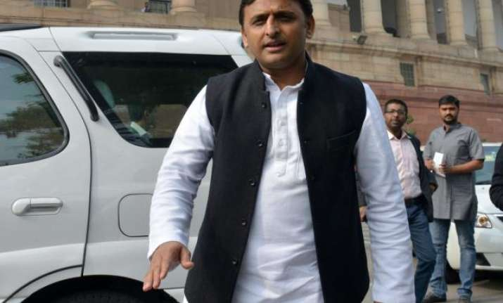 UP CM Akhilesh Yadav | India TV