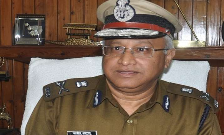 Uttar Pradesh Director General of Police (DGP) Javeed Ahmad