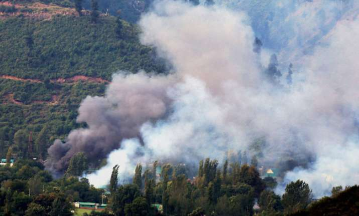 Uri attack: NIA begins probe, visits encounter site