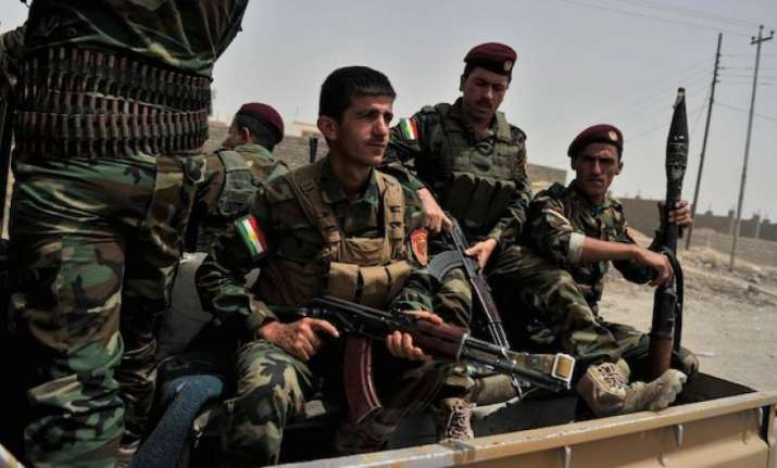 Iraqi and Kurdish forces to flush out ISIS from Mosul