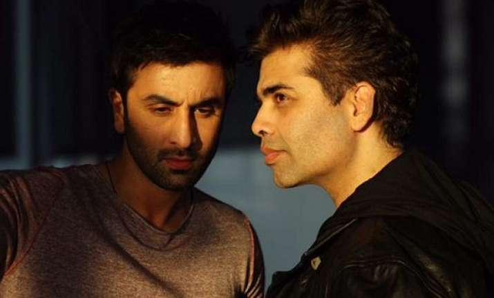 Ranbir says he plays frustrated 50-year old virgin Karan