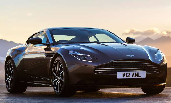 Good News For Sports Car Lovers Aston Martin To Launch One New - Sports cars in india