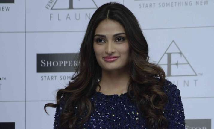 I have not been approached for 'Circus', says Athiya