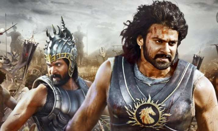 You can see first look of 'Baahubali 2' on this date