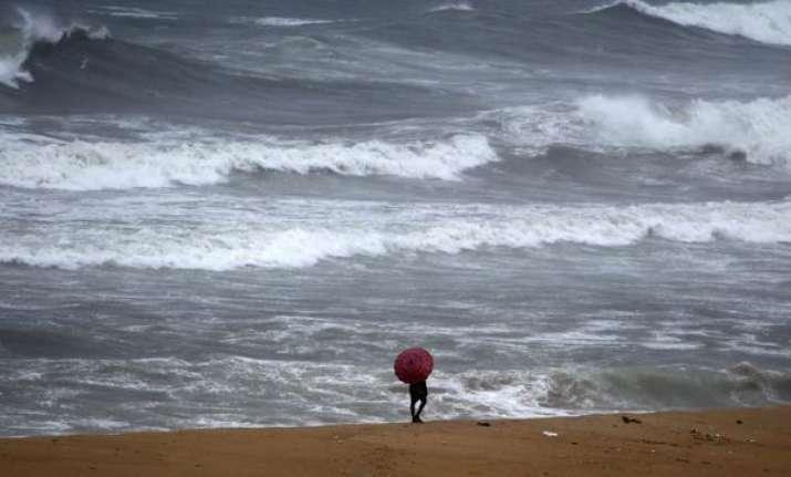 Cyclone Kyant may hit Andhra coast