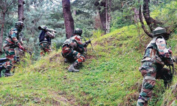 Pakistan resorts to shelling at Jammu's RS Pura