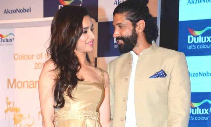 Farhan Akhtar opens up on his rumoured affair with Shraddha