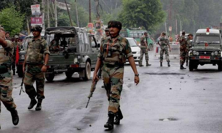 Army jawan martyred in gunbattle near LoC