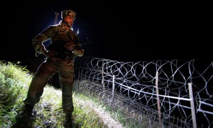 Indian troops destroy four Pakistani posts across LoC
