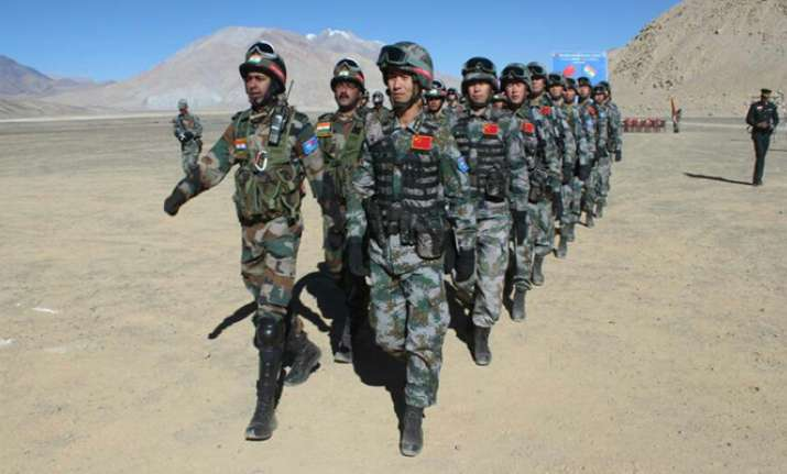 India, China hold their joint Army exercise in Jammu and