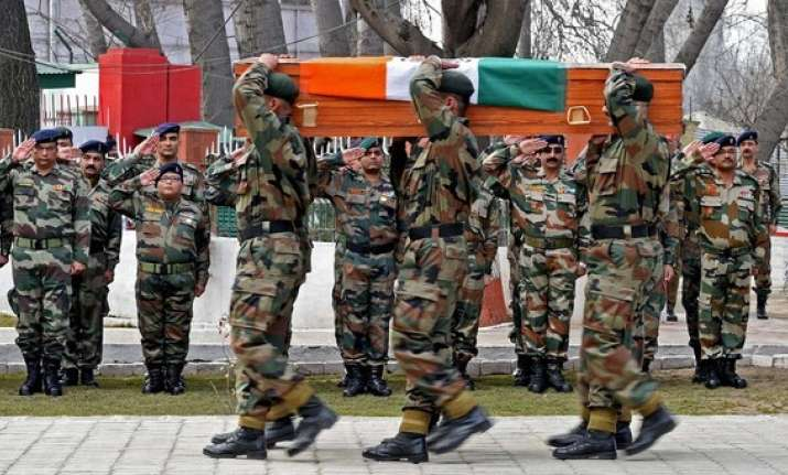 Terrorists killed sepoy Mandeep Singh and mutilated his body