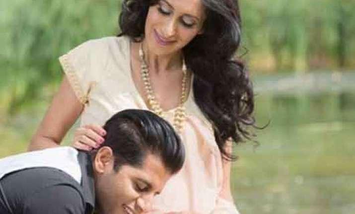 Karanvir Bohra and wife Teejay Sidhu blessed with twin