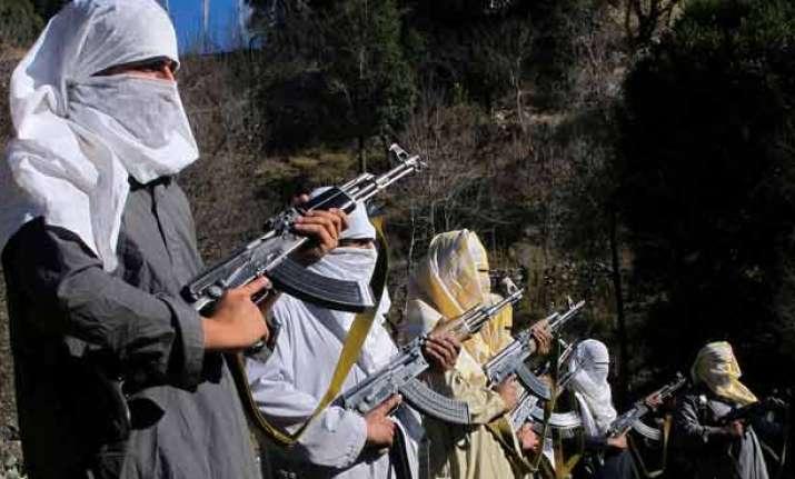 Lashkar-e-Taiba militants