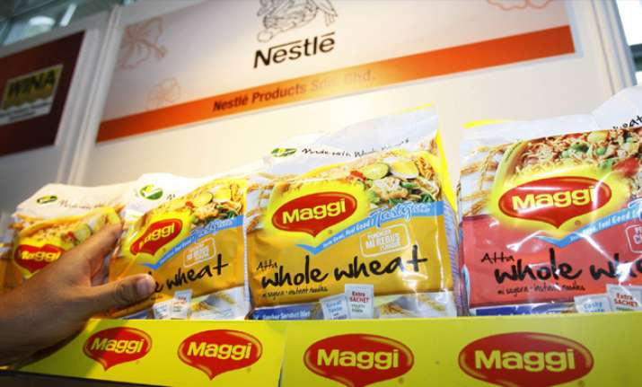 Nestle's new range of Maggi noodles to be launched