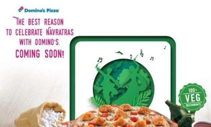 Navratri special: Dominoz to go vegetarian, introduces vrat