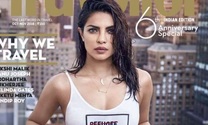 Priyanka Chopra apologises for her 'insensitive' quote