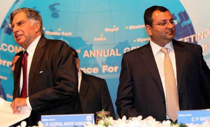 Ratan Tata -Cyrus Mistry feud