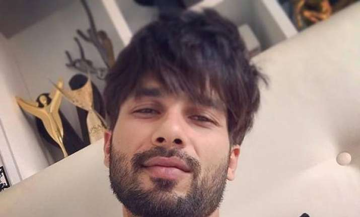 Shahid Kapoor's reason for not wanting to go to work is