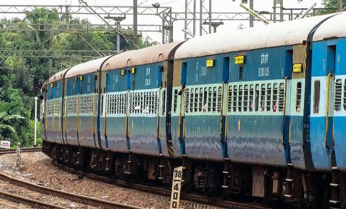 Karnataka court 'confiscated' a train to force Railways