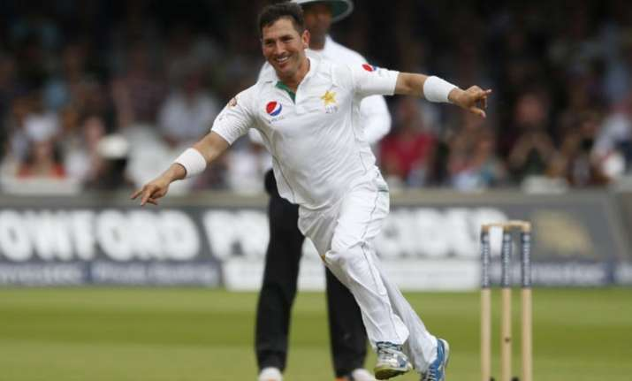 Pakistan's Yasir Shah becomes fastest Asian to grab 100