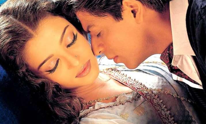SRK, Aishwarya