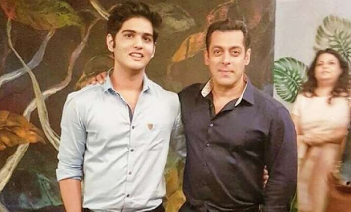 Salman khan, Ali haji- India Tv