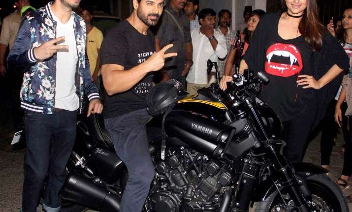 John Abraham confirms 'Force 3'