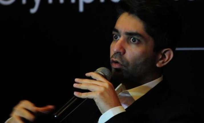 File Photo of Abhinav Bindra