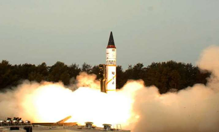 India successfully test-fires nuclear capable Agni-I